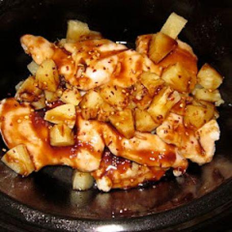 Crockpot Pineapple Chicken Recipe 4 5 5