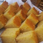 Moist and Easy Cornbread