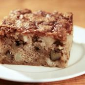 Pear Spice Cake