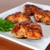 BBQ honey chicken breast