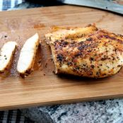Lemon Pepper and Herb Chicken Marinade (Panera Copycat)