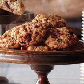 Cookies: Bacon, Oatmeal, and Raisin Cookies