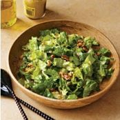 Escarole and Walnut Salad