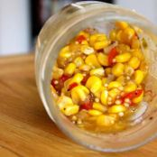 Tomato-less Corn Salsa