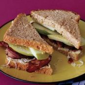 ABC Sandwich (Apple, Bacon and Cheese)