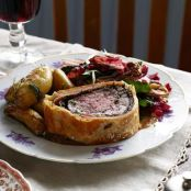 The Ultimate Beef Wellington