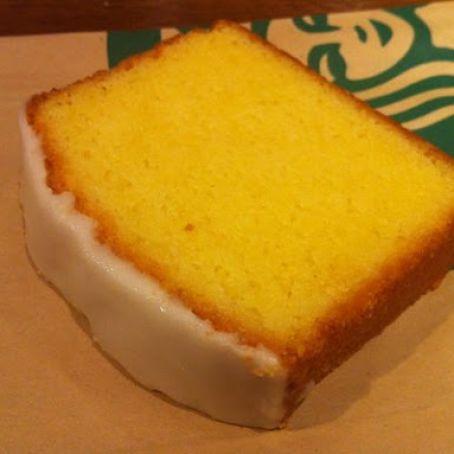 Starbucks Iced Lemon Pound Cake Recipe 4 5 5