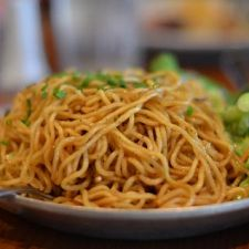 Yakisoba Noodles from Ohana in Polynesian Resort - Disney