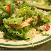 Cocina Salad with Lime-Cilantro Dressing