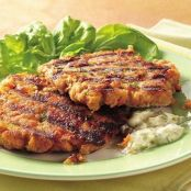 Salmon - Grilled Patties