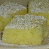 Two Ingredient Lemon Bars