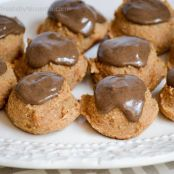 Almond Coconut Protein Cookies