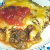 Enchilada Bake - Low Carb