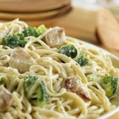 Chicken & Broccoli Alfredo Recipe