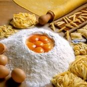 Basic Pasta Dough Recipe