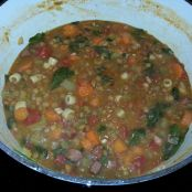 Great Lentil Soup