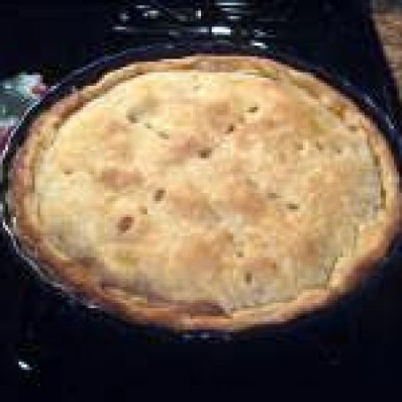 Beef Pot Pie - The Best!