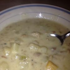 Dale's New England Clam Chowder