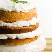 Holiday Spice Cake