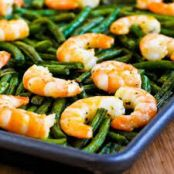 Shrimp and Green Bean Stir-Fry