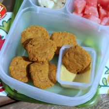 Chickpea Veggie Nuggets {Meatless, Gluten & Top 8 Allergen Free}