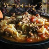 UNSTUFFED CABBAGE ROLLS SOUP