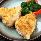 Air Fryer Panko Chicken Breast