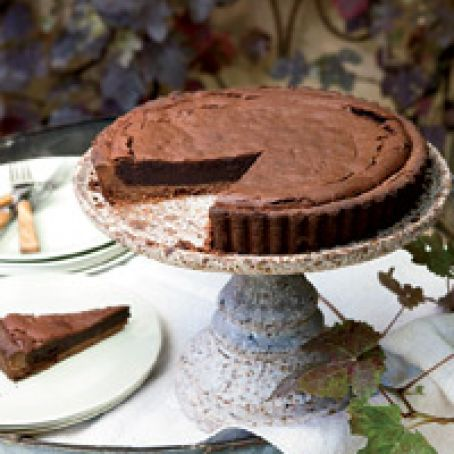 Cocoa Pie Crust