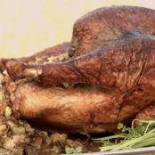 Bourbon & Orange Brined Turkey