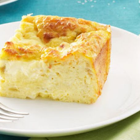 Chile Cheese Egg Casserole