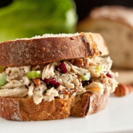 Sonoma Chicken Salad Sandwich