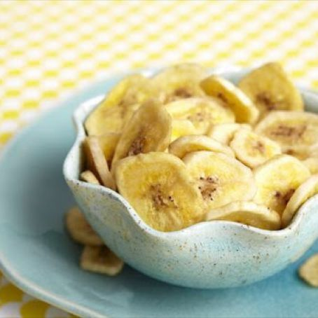 Honey Banana Chips