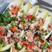 Tuna Salad with Endives and Salpicon