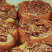 Grandmother's Kitchen -Cake Mix Cinnamon Rolls