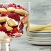 Lemon Tiramisu Trifle