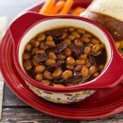 Baked Beans - Instant Pot
