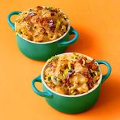 No-Boil Mac & Cheese with Bacon