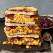 Grilled Pimento Cheese Sandwiches