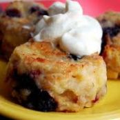 Croissant Breakfast Bread Pudding in a Slow Cooker