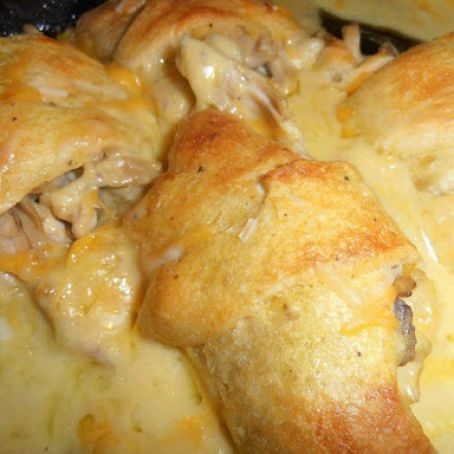 Mamas Chicken Roll Ups