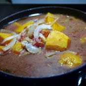 Lamb & Sweet Potato Stew