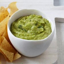 Avocado & Roasted Tomatillo Salsa