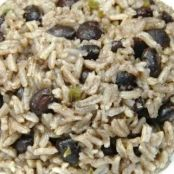 Black Beans & Rice (Arroz Congri or Moros y Cristianos)