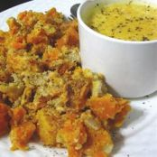 Baked Yellow Squash-Southern