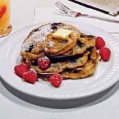 Pancakes- Crunch-Berry