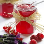Raspberry and Red Currant Jelly