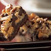 Seven Layer Brownie Bars