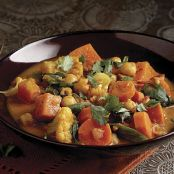 South Indian-Style Vegetable Curry