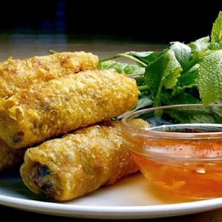 Vietnamese Deep Fried Spring Rolls Recipe 4 3 5