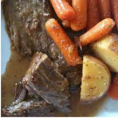 Yankee Pot Roast (Chef Gordon Ramsay)